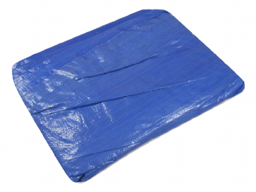 Heavy Duty Waterproof Tarpaulin (10M x 10M Multi Purpose Tarp Ground Sheet)